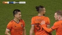 Joe Corona asiste y Memo Rodríguez sella el primer gol de MLS 2021