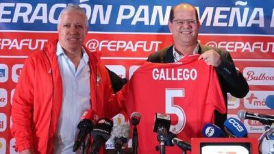 Gallego no teme a su primera aventura en selección