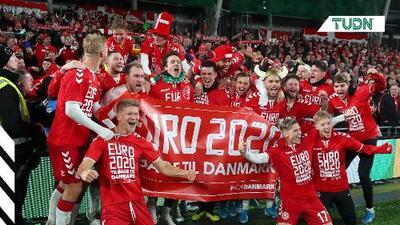 Estos son los clasificados, eliminados y en repechaje de la Euro 2020
