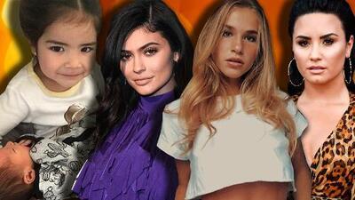 Lo más visto de la semana: Kylie Jenner luce irreconocible en unas fotos y Giulietta habla de desvelos por su hermano