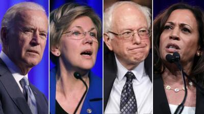 Esto es lo que piensan los precandidatos presidenciales demócratas sobre inmigración