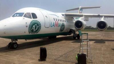 Detuvieron en Bolivia al director general de Lamia, aerolínea que trasladó al Chapecoense