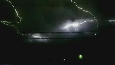 Captan una impresionante tormenta eléctrica en Texas (y las imágenes te dejarán con la boca abierta)