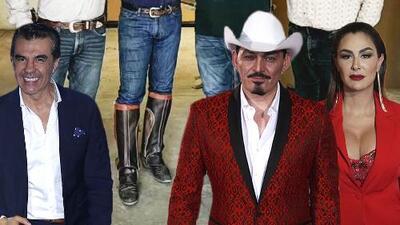 """""""Me la voy a cobrar"""": José Manuel Figueroa sentencia a Adrián Uribe por decir que usó las botas de Ninel Conde"""