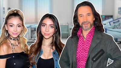 Marco Antonio Solís fue intervenido quirúrgicamente y ni sus hijas saben por qué