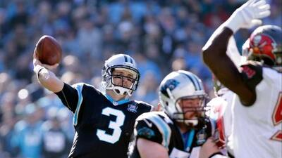 Panthers 19-17 Buccaneers: Sin Newton, Anderson llevó a Carolina al tope divisional