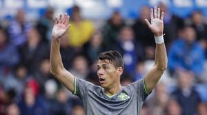 Héctor Moreno se despide de la Real Sociedad