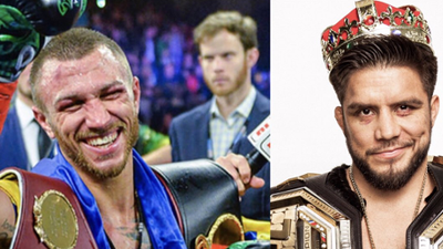 ¿Boxeo o MMA? La bronca en redes sociales entre Vasiliy Lomachenko y Henry Cejudo