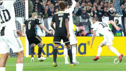 ¡GOOOL! Donny van de Beek anota para Ajax