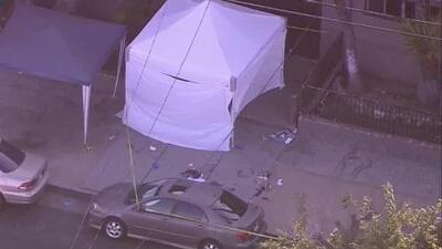 Investigan una balacera que deja a dos personas muertas y a dos más heridas en Wilmington
