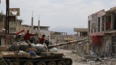 El poderío militar de Siria