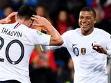 Kylian Mbappé celebra el fichaje de Thauvin con los Tigres