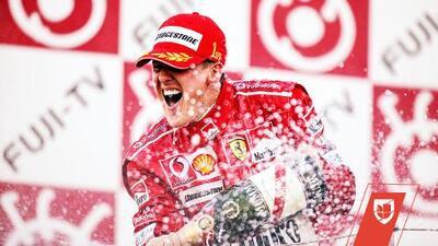 La F1 y Ferrari homenajean a Schumacher en su cumpleaños 50