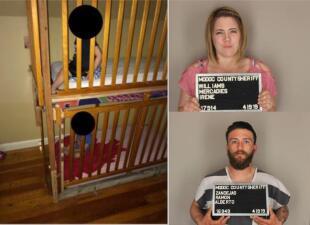 Encuentran dos niños enjaulados durante registro policial en posible laboratorio de metanfetaminas en California