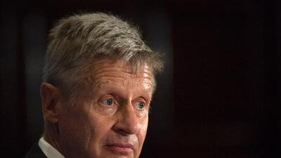 ¿Puede Gary Johnson ser el responsable de la derrota de Clinton en Florida?