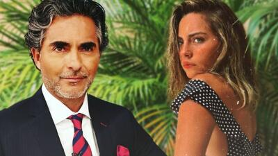 La hija mayor de Raúl Araiza sorprende por el gran parecido que tiene con su famoso papá