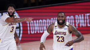 Los Lakers, favoritos en las apuestas para revalidar su título el próximo año