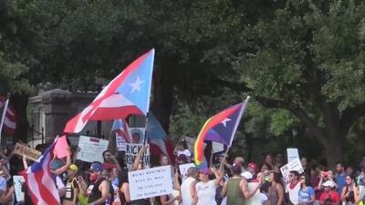 """""""La comunidad puertorriqueña está lastimada"""", el sentir de un representante de la comunidad boricua en Austin"""