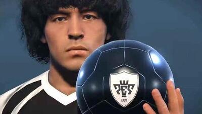 Konami le responde a Maradona