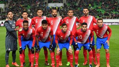 Costa Rica visitará a Inglaterra en junio como ensayo para el Mundial