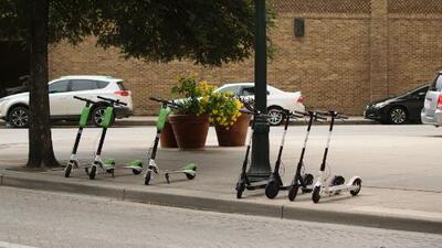 Prohiben 'scooters' en Fiesta San Antonio