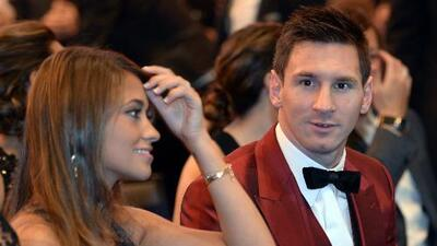 Así es la historia de amor de Antonella Roccuzzo y Lionel Messi