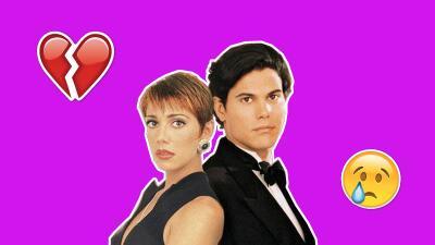 Cynthia Klitbo y Francisco Gattorno vivieron una dramática telenovela de amor