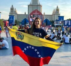 Deyna Castellanos, la venezolana que llegó para refrescar el fútbol femenino en el mundo