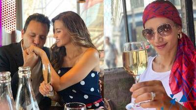 Omar le echa carrilla a Argelia por tomar vino hasta en el desayuno durante sus vacaciones