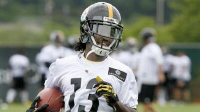 El corredor novato Dri Archer espera jugar un gran rol en la ofensiva de los Steelers