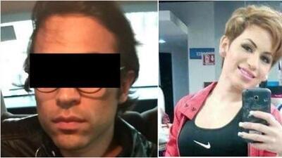 Dan prisión preventiva al actor mexicano que presuntamente asesinó a modelo argentina