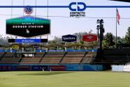 ¡Regresa la MLB! Así es como se llevó a cabo la actividad en Petco Park y Dodger Stadium
