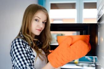 Secretos y recetas para hornear en microondas