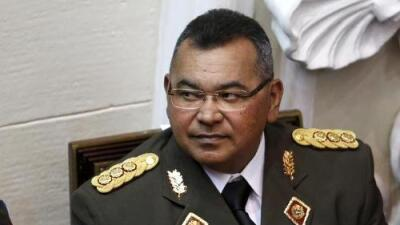 Venezuela rewards former military chief indicted on drug charges