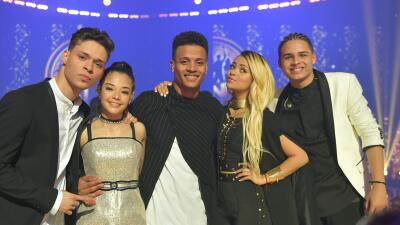 MIX5: Descubre a los ganadores de La Banda 2016