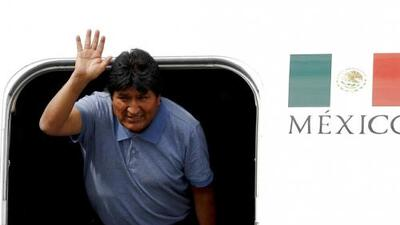 Coup or not a coup? Bolivia's Evo Morales flees presidential crisis