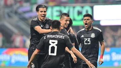 México llegó a 300 goles anotados a selecciones sudamericanas