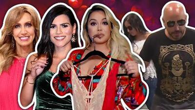 Lo más visto de la semana: el clóset de Chiquis Rivera (con lencería) y Lupillo con una mujer menor que él