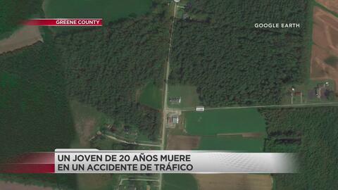 Hombre fallece tras accidente de tránsito