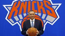 Knicks buscan estabilidad al mantener a gerente