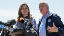 Visita de congresistas del sur de Florida a la frontera con México genera reacciones encontradas