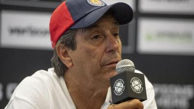 """Tomás Boy y el Chivas vs. Fiorentina: """"Debemos aprovechar que podemos jugar contra estos adversarios"""""""