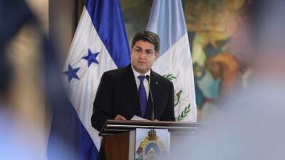 Un hermano del presidente de Honduras, Juan Orlando Hernández, es arrestado en EEUU por presuntos nexos con el narcotráfico