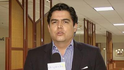 Orlando Segura desde la funeraria donde velarán a Topy Mamery