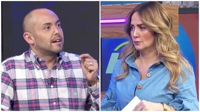 Andrea Legarreta se vuelve tendencia por defender a la comunidad LGBTQ de los argumentos de Mauricio Clark