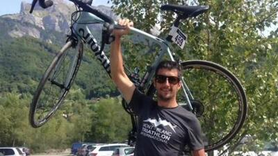 Ciclista fue asesinado accidentalmente al ser confundido con un jabalí