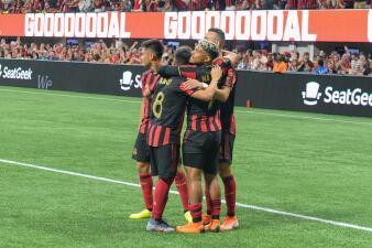 ¡En fotos! Atlanta United y LAFC siguen mandando en la MLS