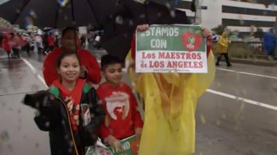 Lo que necesitas saber sobre la huelga de maestros de Los Ángeles
