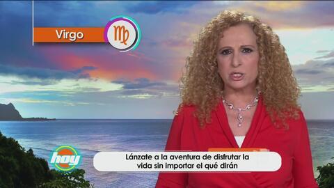 Mizada Virgo 14 de abril de 2016