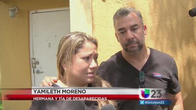 Familia de Liliana Moreno, sumida en la desesperación